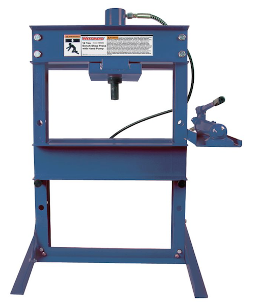 12 Ton Hydraulic Press