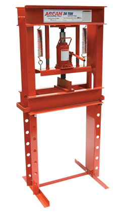 25 Ton Hydraulic Press